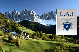 the Italian Alpine Club (C.A.I.)